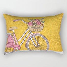 Spring is coming 4 Rectangular Pillow