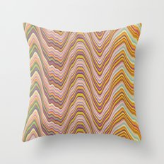 Fade A01 Throw Pillow