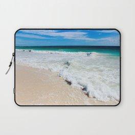 Tulum Waves Laptop Sleeve