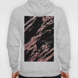 Darkness rose gold Hoody
