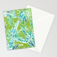 TROPICAL GREENERY Stationery Cards