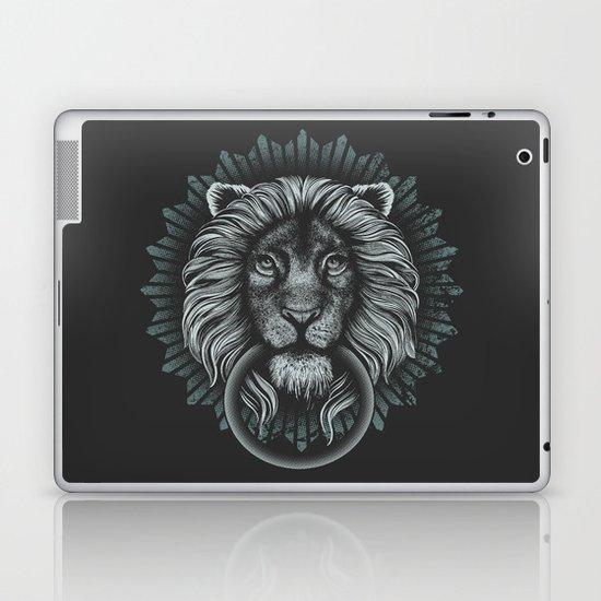 Stone Lion Laptop & iPad Skin