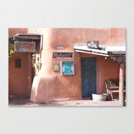 Santa Fe Style  Canvas Print