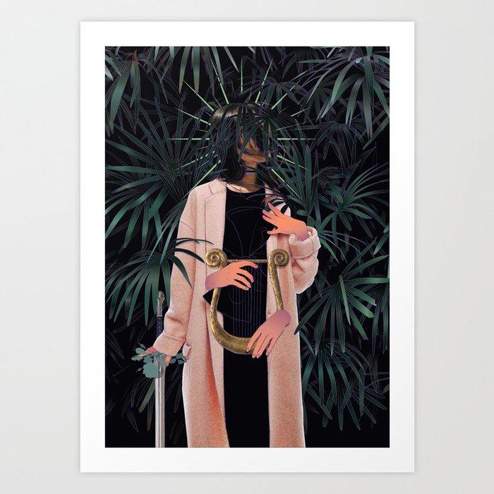Cecilia (LE, 4 of 10 prints left) Art Print