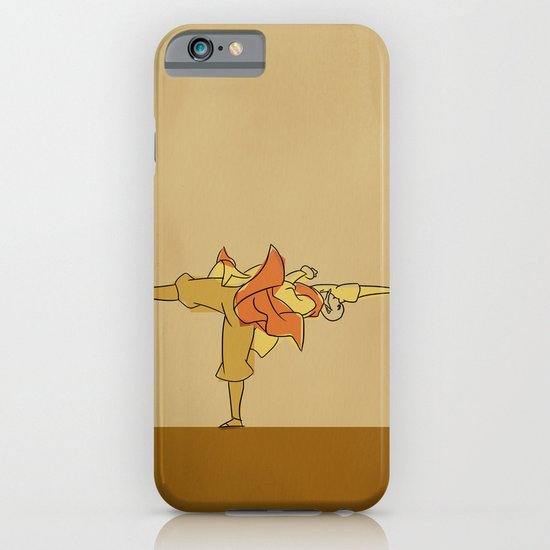 Avatar Aang iPhone & iPod Case