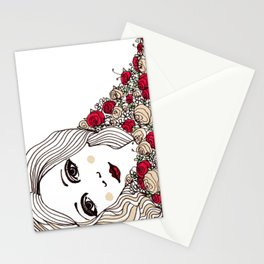 Flora May Stationery Cards