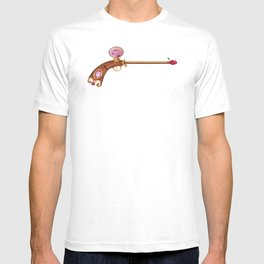 Rose Water Pistol T-shirt