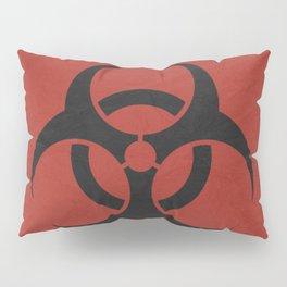 Caution Pillow Sham