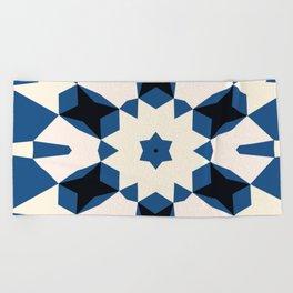 SAHARASTR33T-144 Beach Towel