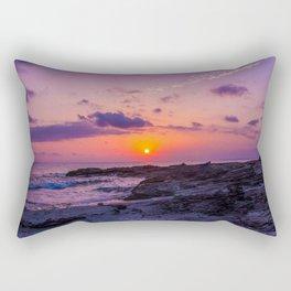 BALEARIC SUNSET · MALLORCA · SPAIN Rectangular Pillow
