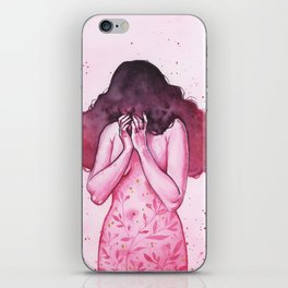 Crowded Thoughts iPhone Skin