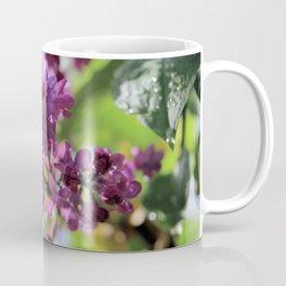 Lilacs After Morning Rain Coffee Mug