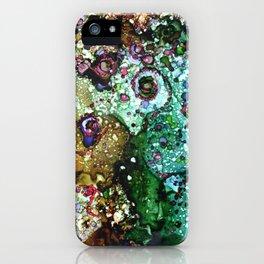 Ocean Floor by Heather Hayes - iPhone Case