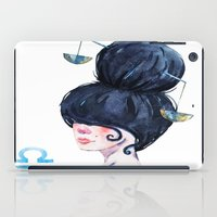 libra iPad Cases featuring Libra by Aloke Design