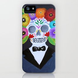 Calavera iPhone Case