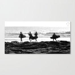 Surf & Sand Canvas Print