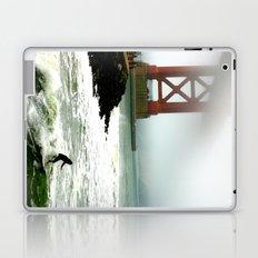 Surfing SF Bay Laptop & iPad Skin