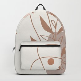 Abstract Shapes No.22 Backpack