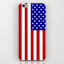 Original American flag iPhone Skin
