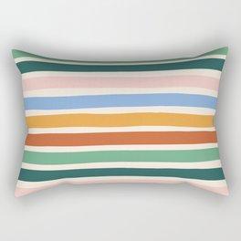 Terrace Stripe Rectangular Pillow