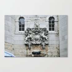 middle tower london architecture landmark monument Canvas Print