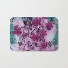Textured glass Bath Mat