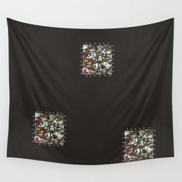 Patched Wall Tapestry