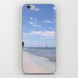 Stranded on Paradise iPhone Skin