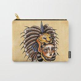 Conchera Jaguar Carry-All Pouch