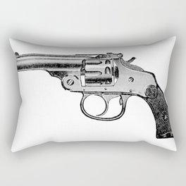 Revolver 4 Rectangular Pillow