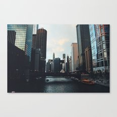 'Good evening' Canvas Print