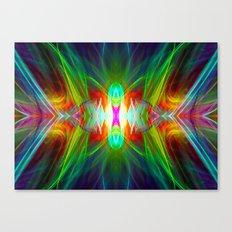 Light Interplay Canvas Print