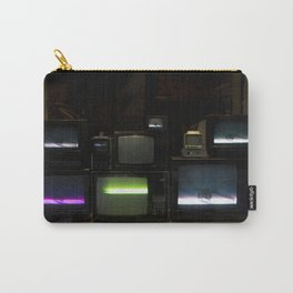Nostalgia - Cathode Ray Tube Television Carry-All Pouch