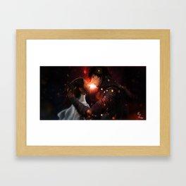 Soulmates in the Sunlight Framed Art Print