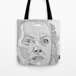 Nurse Ratched. Tote Bag