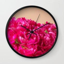 Girls 15th Birthday Wall Clock