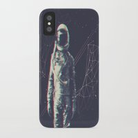 spaceman iPhone & iPod Cases featuring Spaceman by Aeodi Graphics