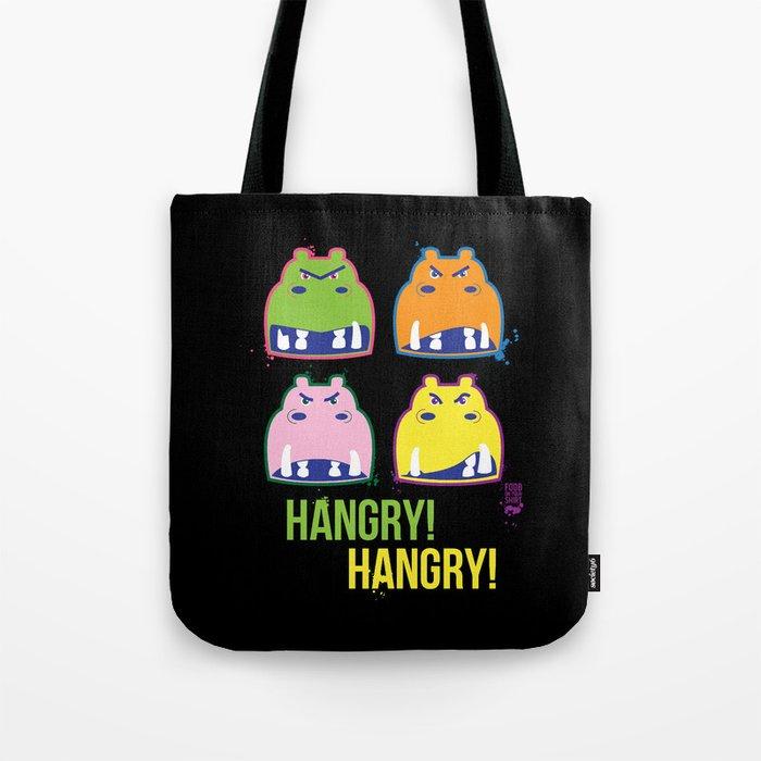 Hangry hangry Tote Bag