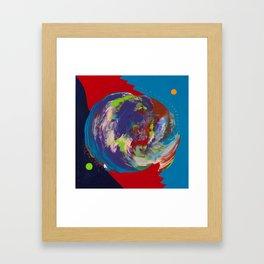 HIH-B1 Framed Art Print