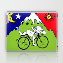 Lsd Bicycle Laptop & iPad Skin