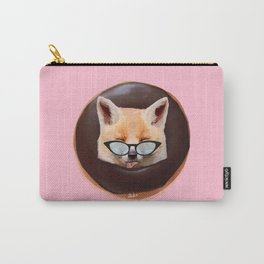 Fox Choco Donut Carry-All Pouch