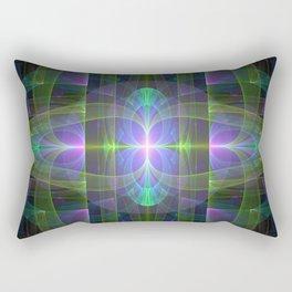 Alien Birth 1 Rectangular Pillow