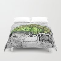 muppet Duvet Covers featuring mr. & mrs. muppet by ti-dablju-styles - Freaky Design & Art