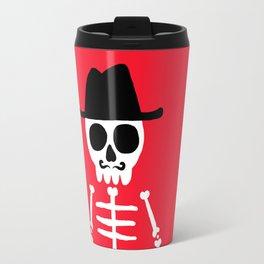 El Skeletor Travel Mug