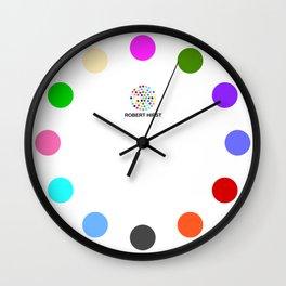 RobertHirst Spot Clock 16 Wall Clock