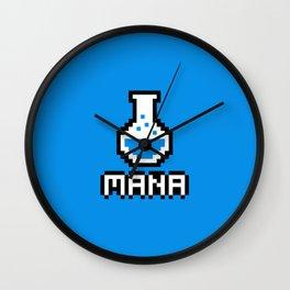 Potion - Mana Wall Clock