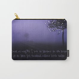 A MILLION STARS Carry-All Pouch
