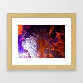 Rêveuse Framed Art Print