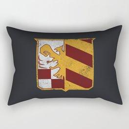 Florentine Eagle - Crest Rectangular Pillow