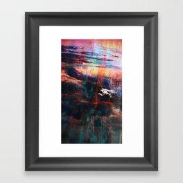 Garbager Framed Art Print